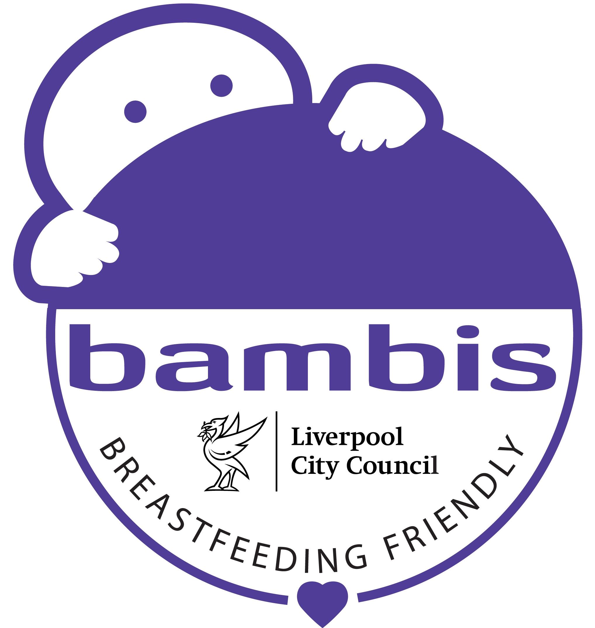 We are breastfeeding friendly