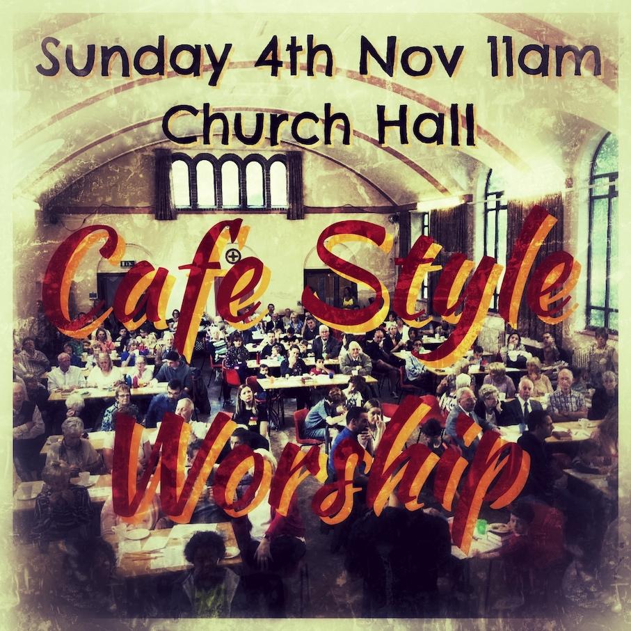 Cafe Style Worship