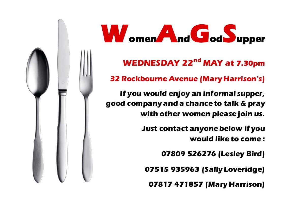 Women and God Supper - All Saints', Childwall